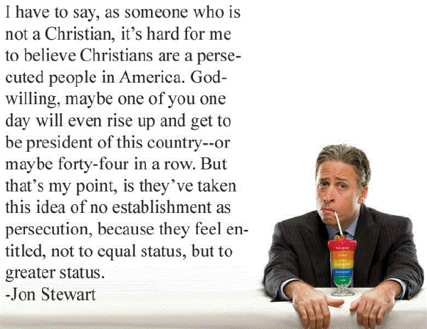 jon stewart quotes christians in america The Best Jon Stewart Quotes Ever